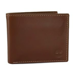 Timberland Men's Genuine Leather Wallet